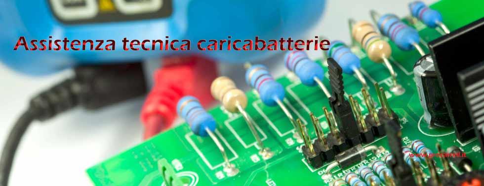 assistenza caricabatteria riparazioni caricabatterie
