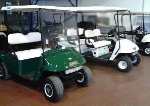 Golf car Ezgo TXT