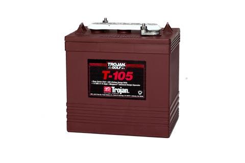 batteria trojan T105