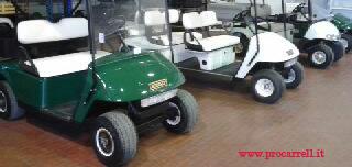 golf car usate