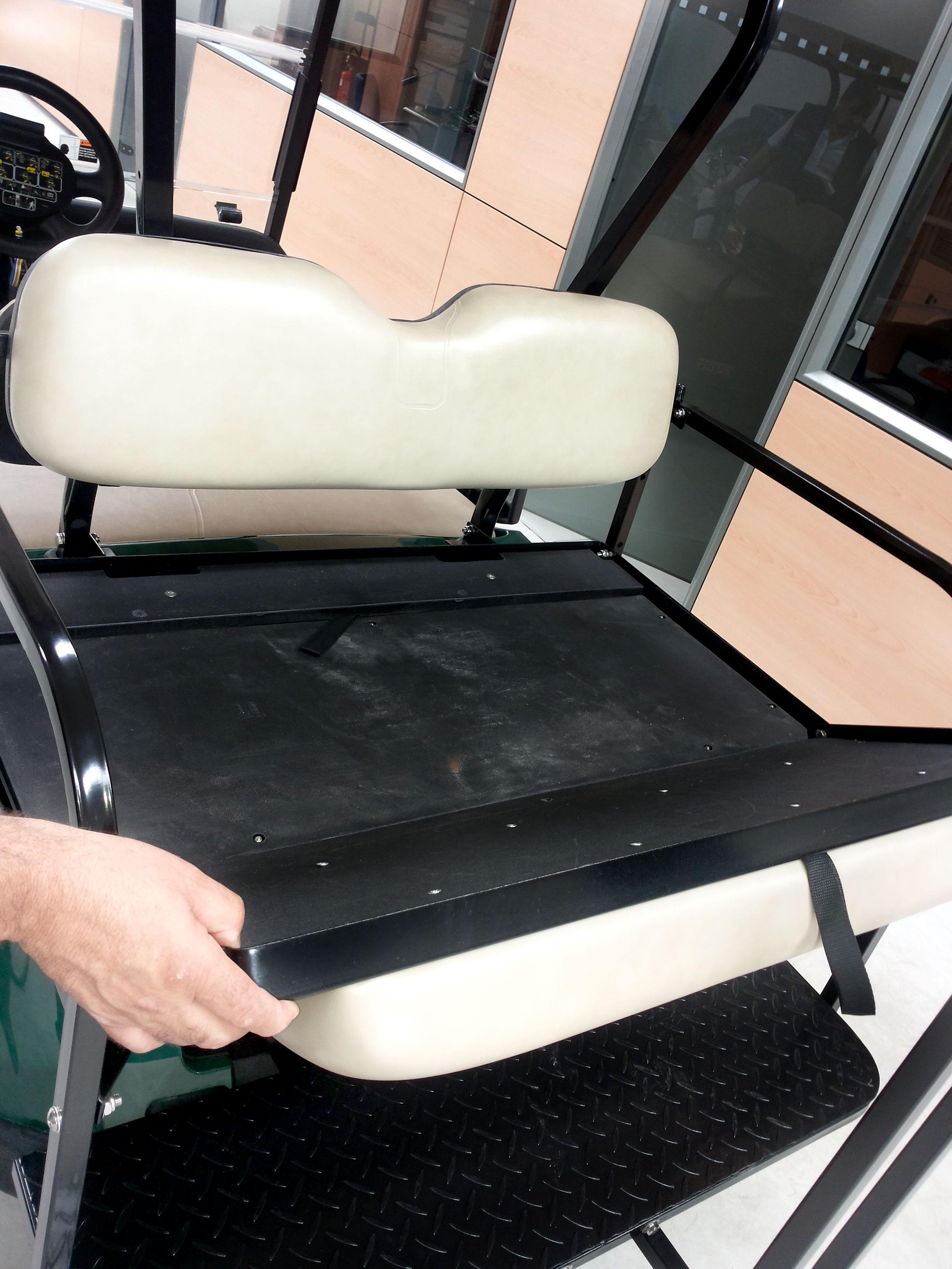 golf car usata ezgo rxv